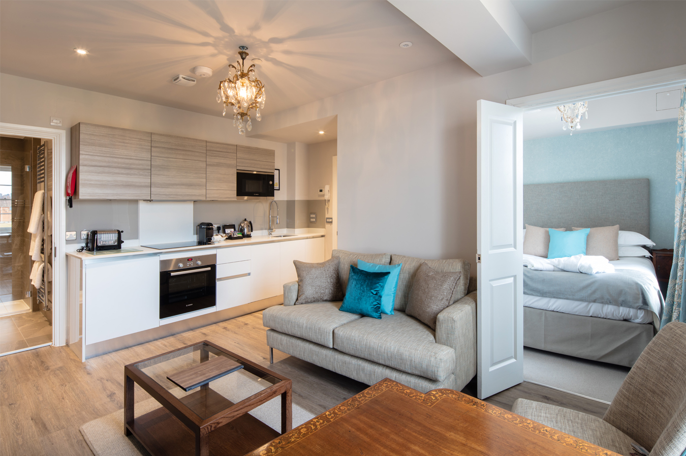 Apartment 11 – One Bedroom Suite