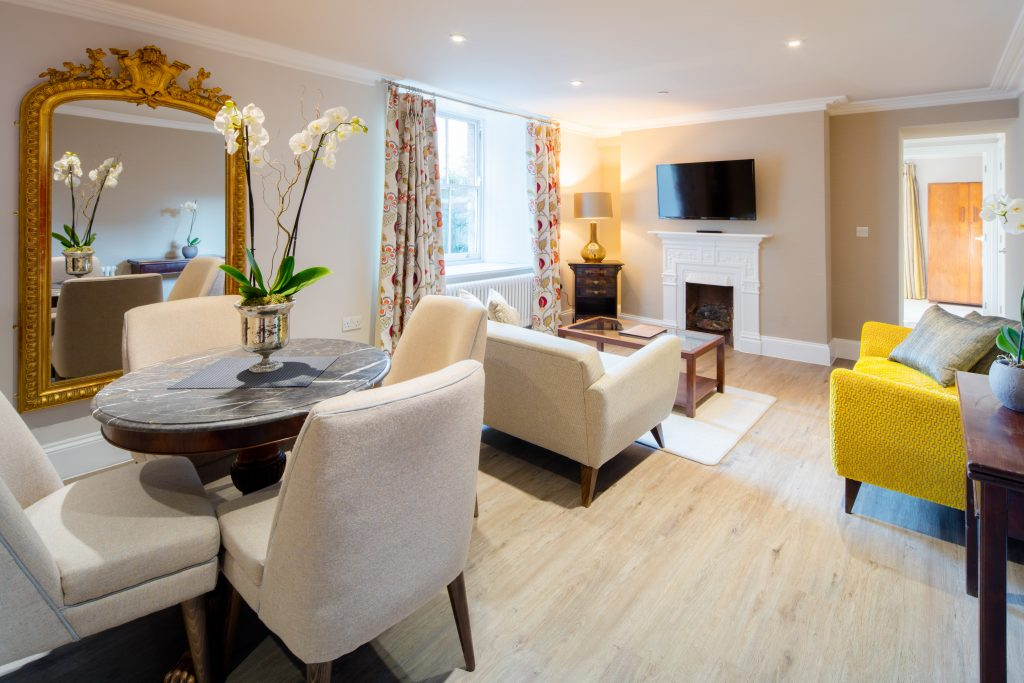 Overview of apartment 1 Beech House Serviced Apartments, Bristol