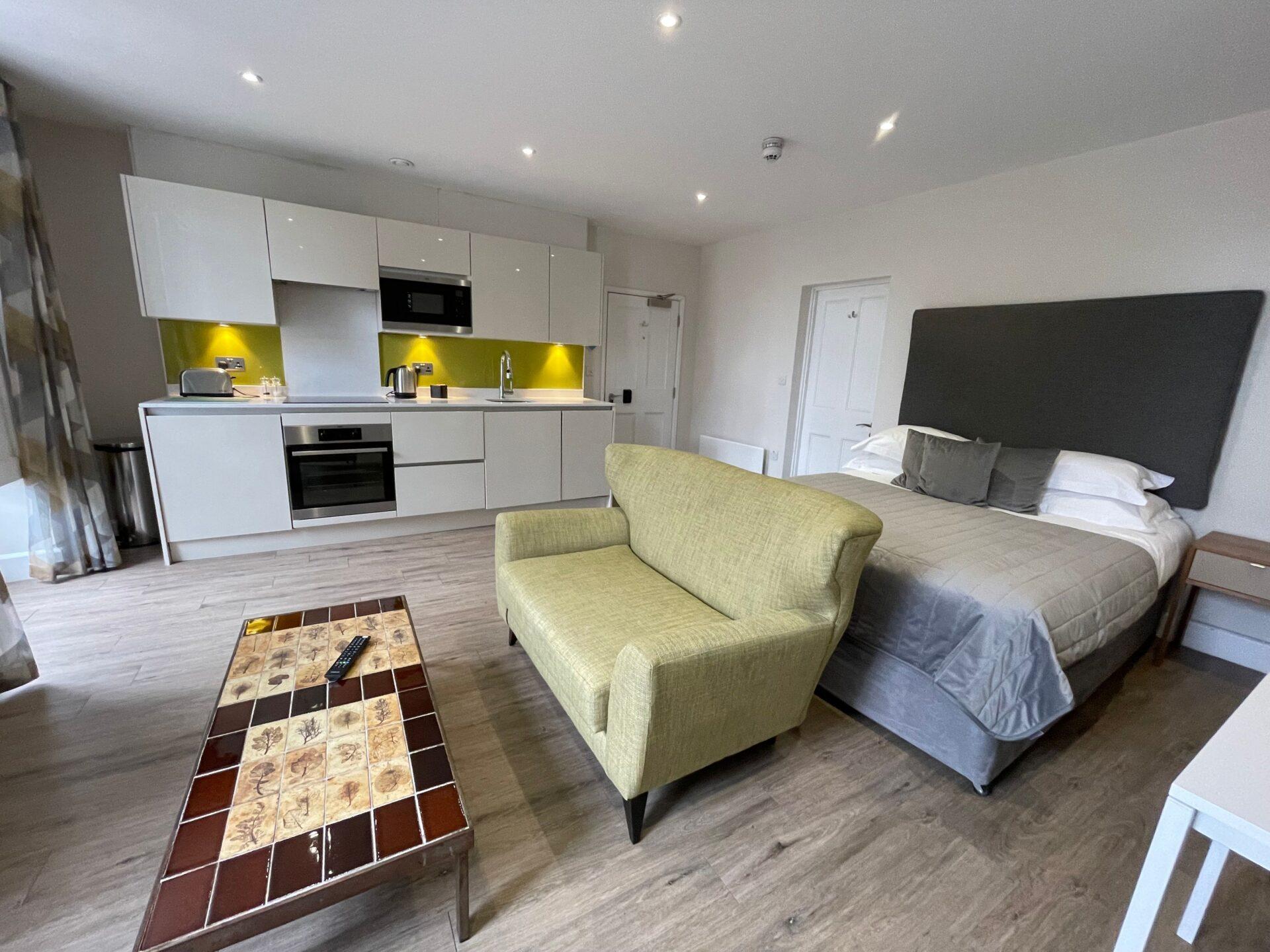 14 Charlotte's Rise-Studio Apartments