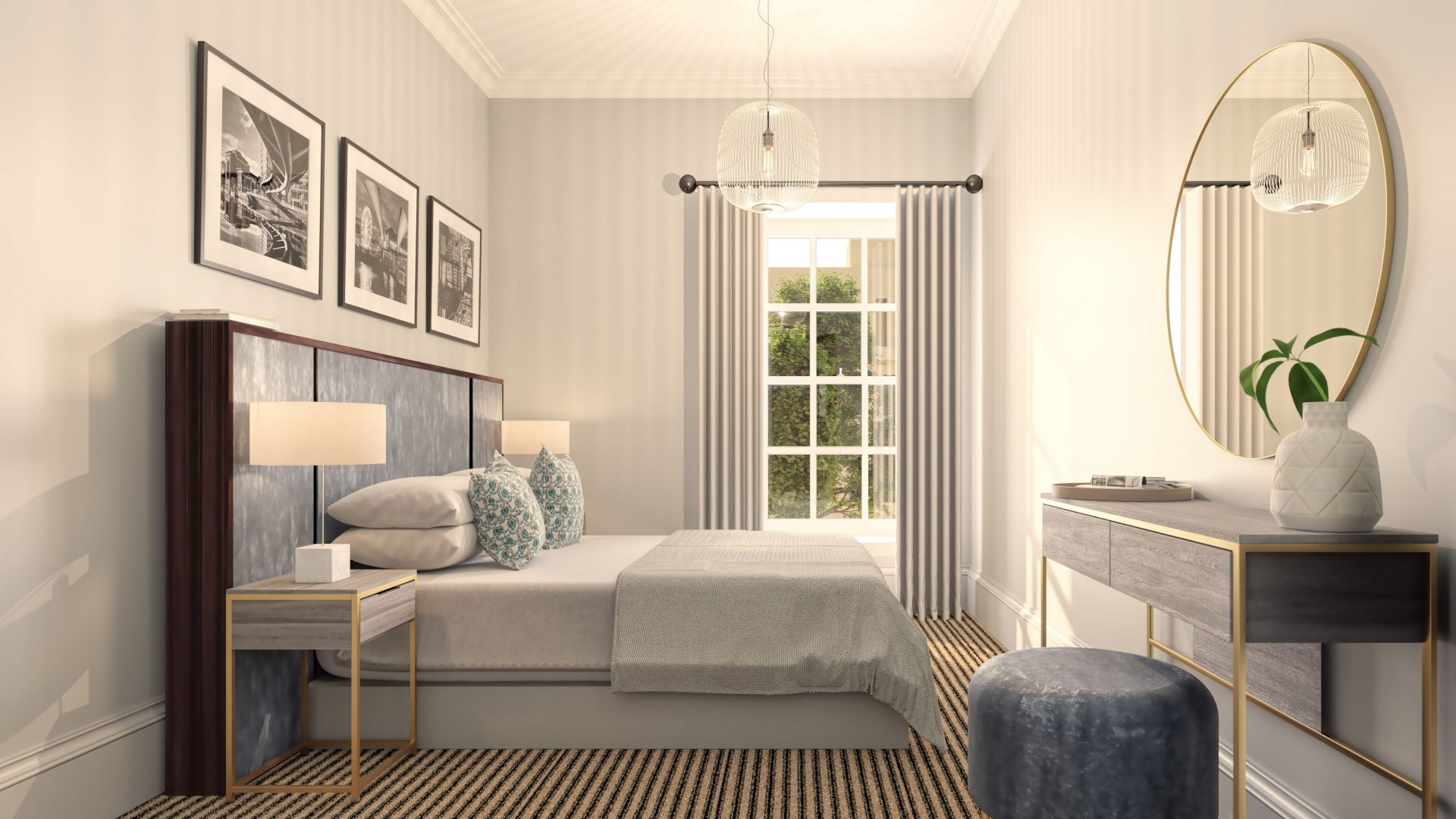 Apartment 1- 1 Bedroom